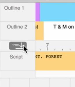 Final Draft 12 Send Outline To Script