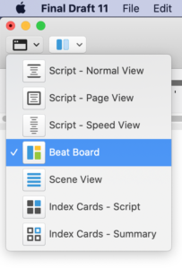 Select Beat Board
