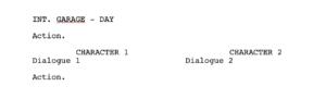 Final Draft 12 - Dual Dialogue