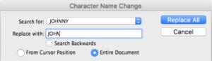 MMSW Change Character Name