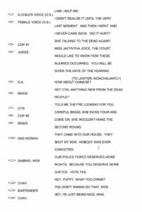 Movie Magic Screenwriter Anim Dialogue script 2