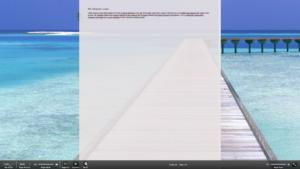 Scrivener Composition Mode contorl strip