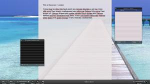 Scrivener Composition Mode floating windows